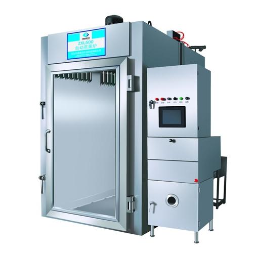 Термодымовая камера предназначена для осуществления технологического процесса термической (сушка, варка, жарка