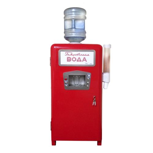Автомат для газировки в домашних условиях